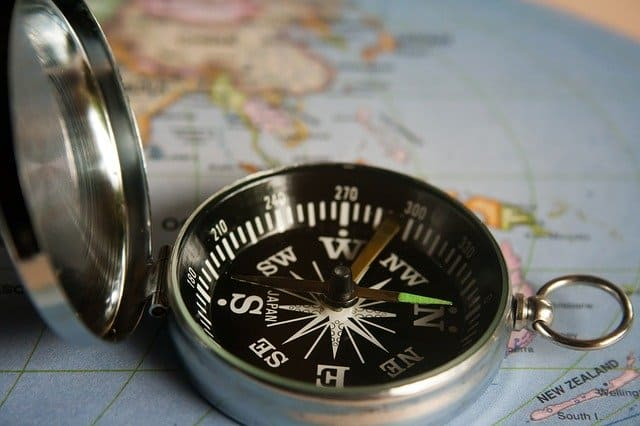 compass to find your way to Shop Maine